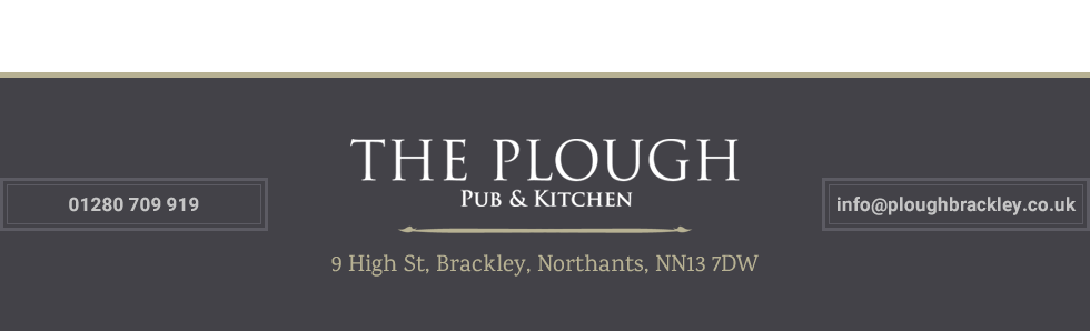 Thanks for visiting Plough Pub & Kitchen